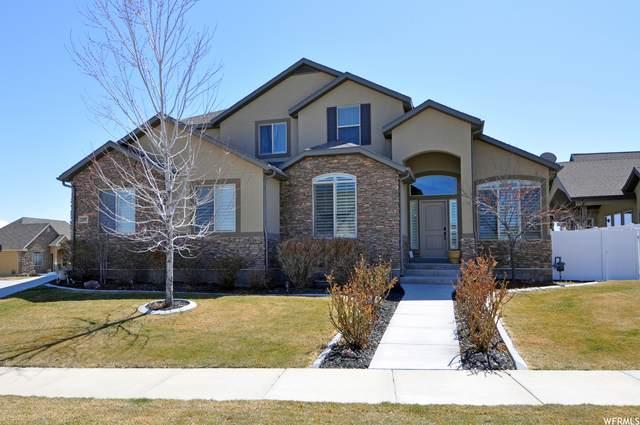 11897 S Scenic Cv, Riverton, UT 84065 (MLS #1733527) :: Lookout Real Estate Group