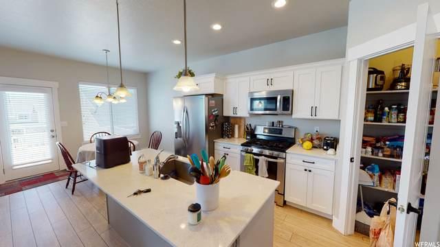 4348 W Bronson Ln S, Herriman, UT 84096 (#1733559) :: Bustos Real Estate | Keller Williams Utah Realtors