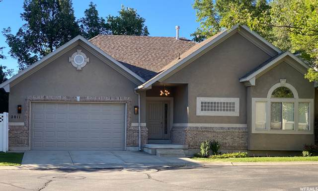2011 E Diamond Hills Ln S, Salt Lake City, UT 84121 (#1733560) :: Belknap Team