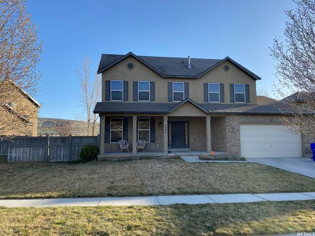 7894 N Brookwood Dr, Eagle Mountain, UT 84005 (#1733595) :: Berkshire Hathaway HomeServices Elite Real Estate