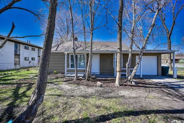 983 N 1500 W, Salt Lake City, UT 84116 (#1733598) :: Utah Dream Properties