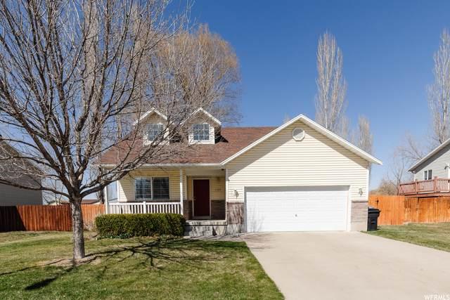 1123 W 400 S, Logan, UT 84321 (MLS #1733603) :: Lookout Real Estate Group