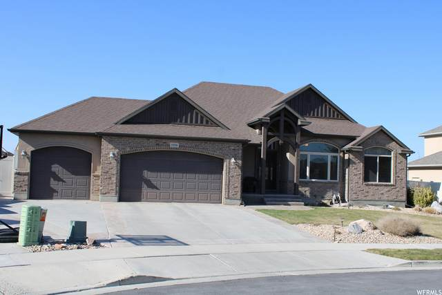 5358 W Facet Way, West Jordan, UT 84081 (#1733605) :: Black Diamond Realty