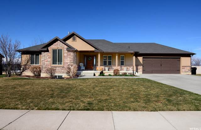 637 S 380 E, Hyde Park, UT 84318 (#1733607) :: The Perry Group