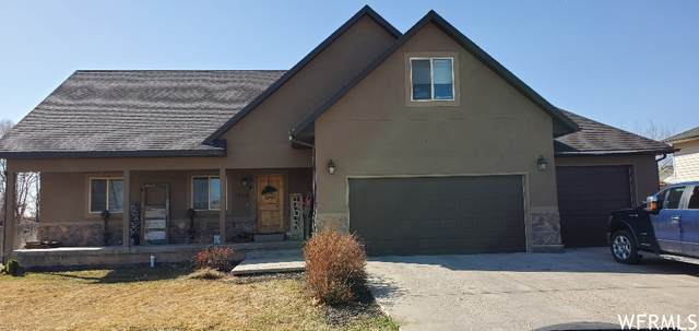 1516 S 500 E, Vernal, UT 84078 (#1733608) :: Exit Realty Success