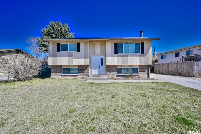 5351 S 5420 W, Kearns, UT 84118 (#1733610) :: Exit Realty Success