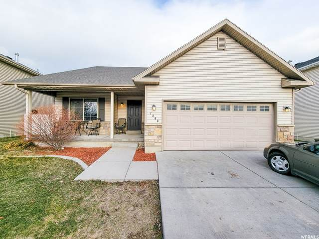 1860 S 1325 W, Logan, UT 84321 (#1733627) :: Doxey Real Estate Group