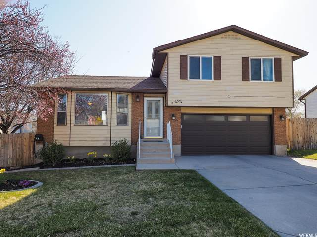 4931 S Buster St W, Kearns, UT 84118 (#1733648) :: Bustos Real Estate | Keller Williams Utah Realtors