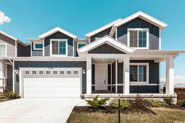 3524 W Beckham Dr, Herriman, UT 84096 (#1733653) :: Utah Real Estate