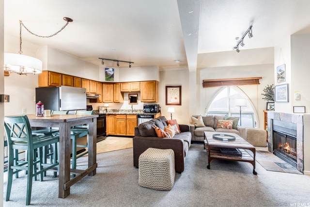 424 Park Ave C, Park City, UT 84060 (#1733656) :: Colemere Realty Associates