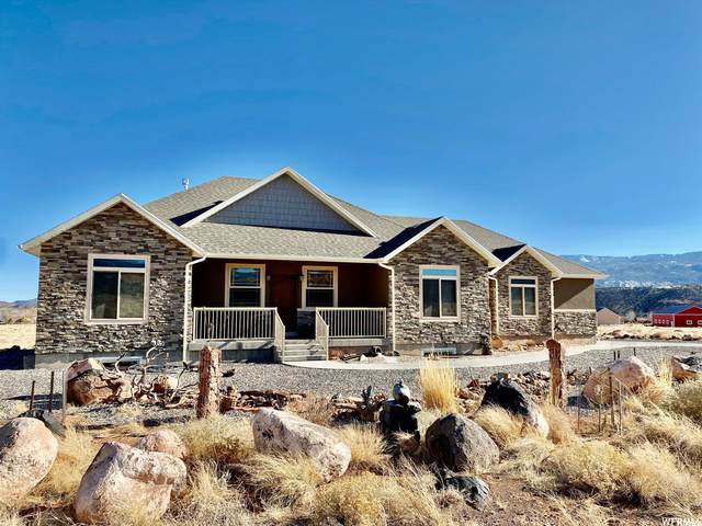 300 N Sand Creek Rd W, Torrey, UT 84775 (MLS #1733661) :: Summit Sotheby's International Realty