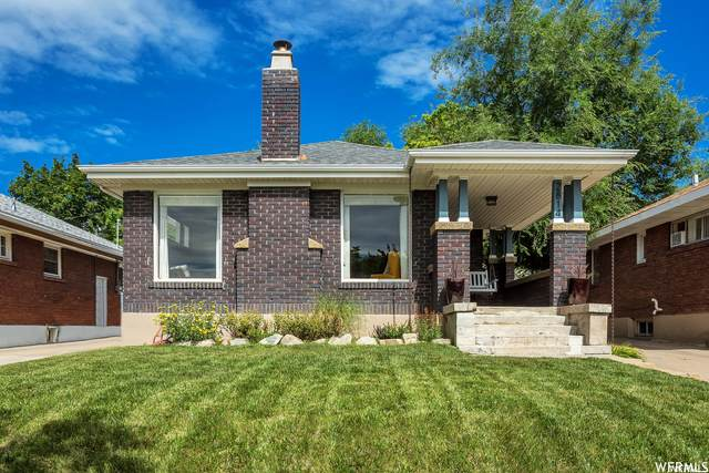 2814 S Eccles Ave E, Ogden, UT 84403 (#1733685) :: Doxey Real Estate Group