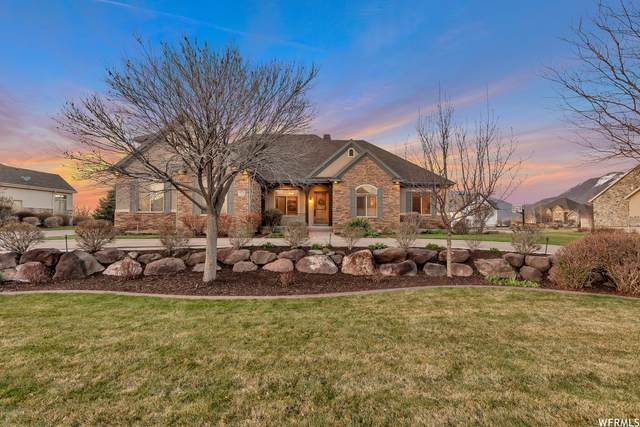 1270 W Park Meadows Dr, Mapleton, UT 84664 (#1733690) :: The Fields Team