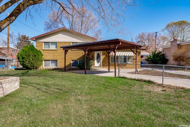 5674 S 2650 W, Roy, UT 84067 (#1733698) :: Doxey Real Estate Group