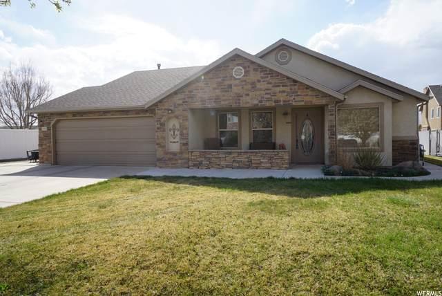 153 N 850 W, Springville, UT 84663 (#1733713) :: Doxey Real Estate Group