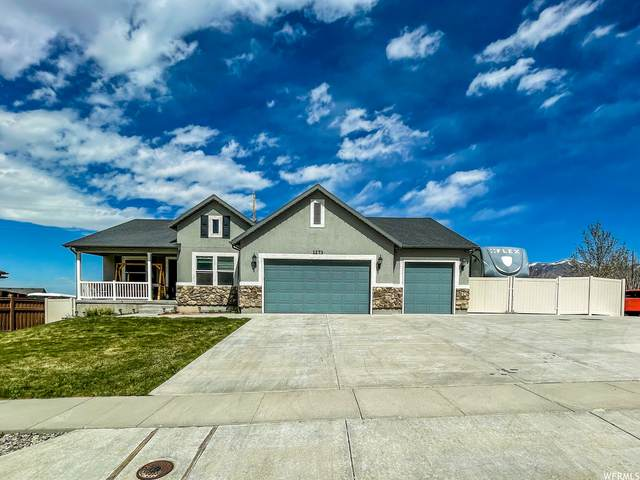 1273 E 270 S, Tooele, UT 84074 (#1733718) :: Black Diamond Realty