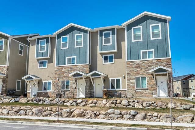 4187 W High Gallery Ct S, Herriman, UT 84096 (#1733732) :: Berkshire Hathaway HomeServices Elite Real Estate