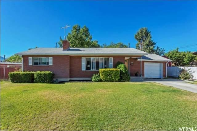 26 E 1100 S, Orem, UT 84058 (MLS #1733741) :: Lookout Real Estate Group