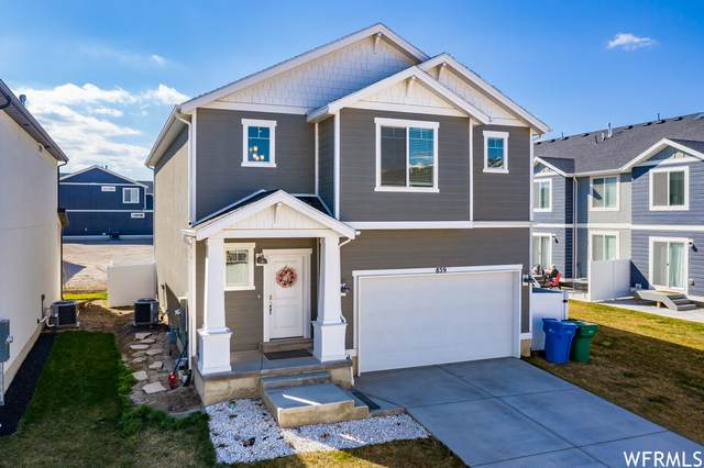 859 N 3770 W #108, Lehi, UT 84043 (#1733752) :: Berkshire Hathaway HomeServices Elite Real Estate
