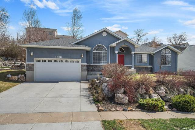 1008 E 3400 N, Layton, UT 84040 (#1733753) :: The Perry Group