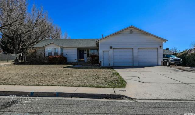 965 W 600 S, Cedar City, UT 84720 (#1733775) :: Exit Realty Success