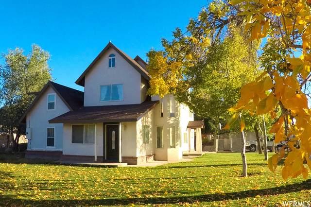 295 W Center St, Monroe, UT 84754 (#1733787) :: Utah Best Real Estate Team | Century 21 Everest