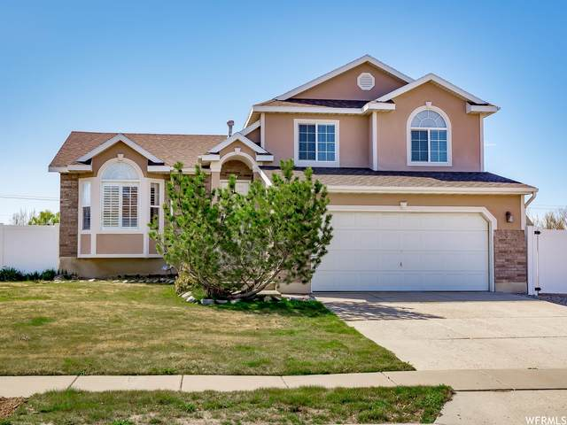 2389 W 2375 N, Clinton, UT 84015 (#1733788) :: Doxey Real Estate Group