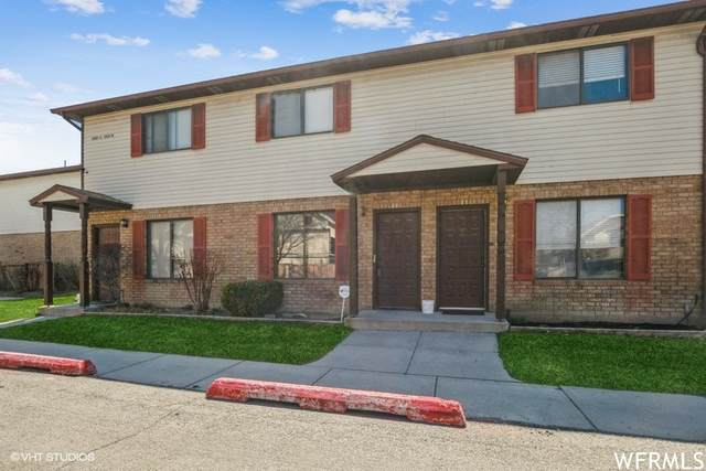 3687 S 1950 W #20, West Valley City, UT 84119 (MLS #1733795) :: Summit Sotheby's International Realty