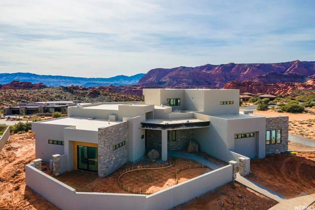 4595 N Petroglyph Dr, St. George, UT 84770 (#1733807) :: The Perry Group