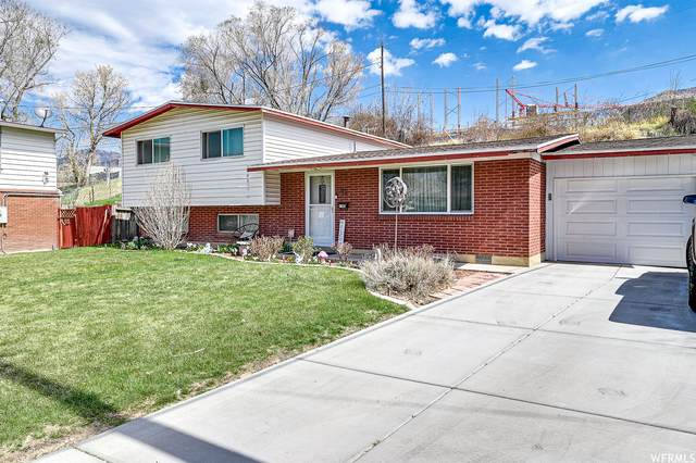 740 Boughton St, Ogden, UT 84403 (#1733837) :: REALTY ONE GROUP ARETE