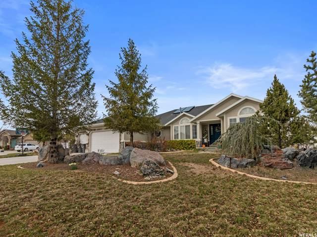 3238 W Corinne Dr, South Jordan, UT 84095 (MLS #1733855) :: Lookout Real Estate Group