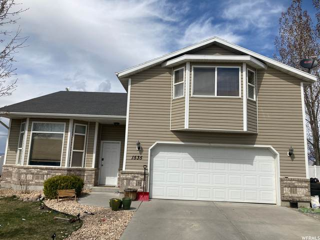 1535 W Sundown Way, Logan, UT 84321 (MLS #1733865) :: Lawson Real Estate Team - Engel & Völkers
