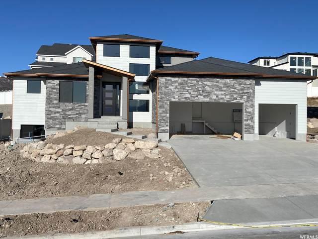14256 S Maddy Heights Cir W, Herriman, UT 84096 (#1733875) :: Berkshire Hathaway HomeServices Elite Real Estate