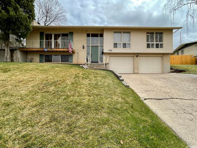 771 E Lavina, South Ogden, UT 84403 (#1733887) :: Doxey Real Estate Group