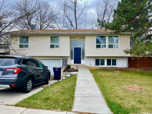 870 E Cedar Terrace Dr, Sandy, UT 84094 (MLS #1733903) :: Lookout Real Estate Group