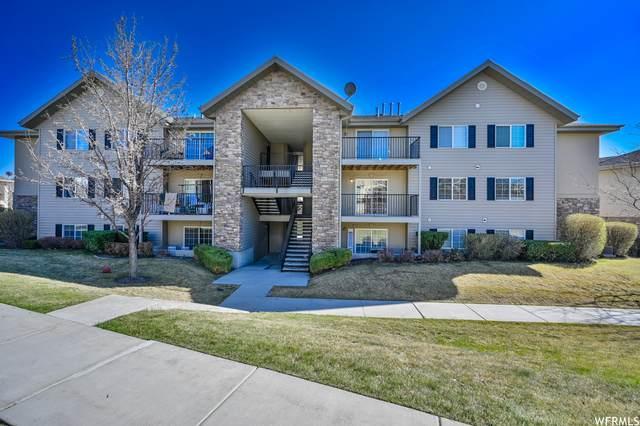 1420 W Westbury Way H, Lehi, UT 84043 (#1733904) :: Berkshire Hathaway HomeServices Elite Real Estate
