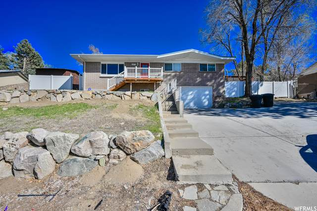 3479 S 50 E, Bountiful, UT 84010 (#1733905) :: Exit Realty Success