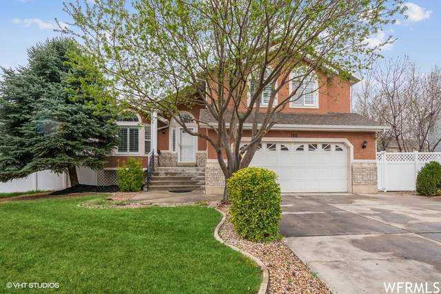 186 E Harvest Berry Pl, Draper, UT 84020 (#1733908) :: Exit Realty Success