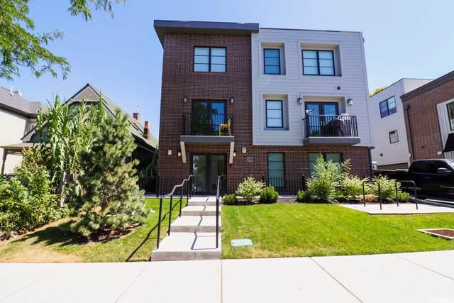 208 N 200 W #2, Salt Lake City, UT 84103 (#1733920) :: Utah Best Real Estate Team | Century 21 Everest