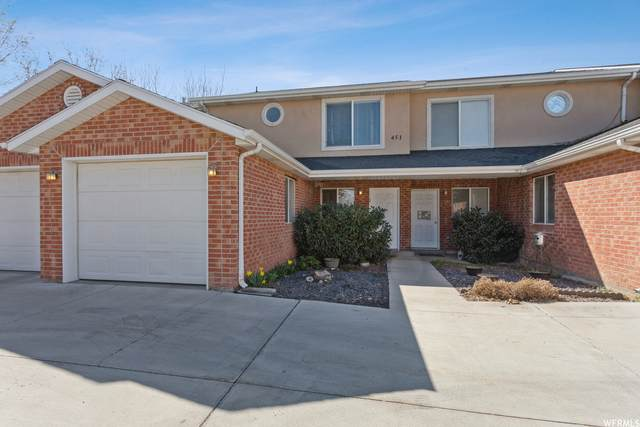 451 W 200 N #2, Bountiful, UT 84010 (#1733921) :: McKay Realty