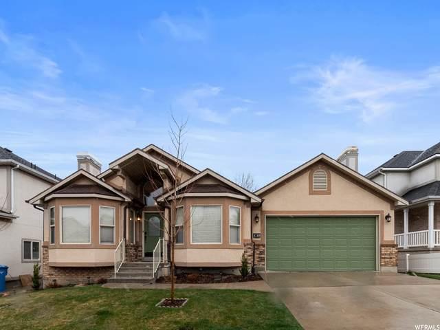 4749 S Redtail Hawk Bay E, Salt Lake City, UT 84117 (#1733927) :: Pearson & Associates Real Estate
