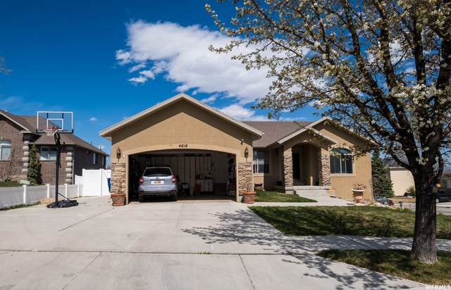 4818 W Autumn Hue Cir, Herriman, UT 84096 (#1733934) :: The Perry Group