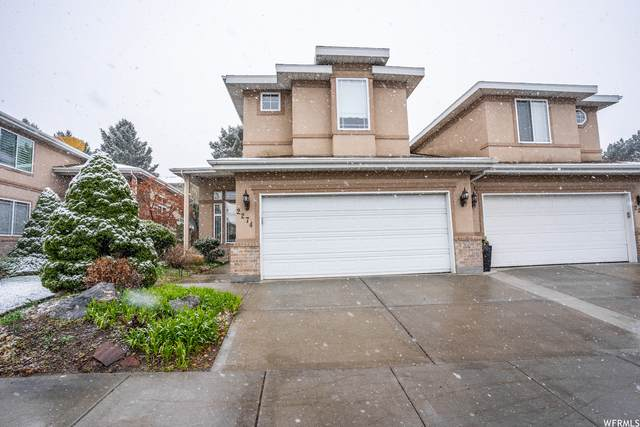 2274 E Emerald Hills Ct S #5, Cottonwood Heights, UT 84121 (#1733938) :: REALTY ONE GROUP ARETE