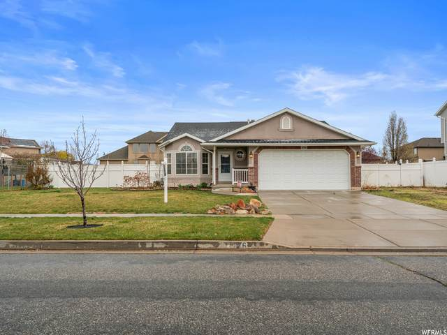 1776 S 2500 W, Syracuse, UT 84075 (#1733943) :: Utah Dream Properties