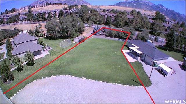 7749 S Forest Creek Ln, Cottonwood Heights, UT 84121 (#1733944) :: Black Diamond Realty