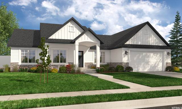1351 E 950 S #2, Spanish Fork, UT 84660 (#1733945) :: Doxey Real Estate Group