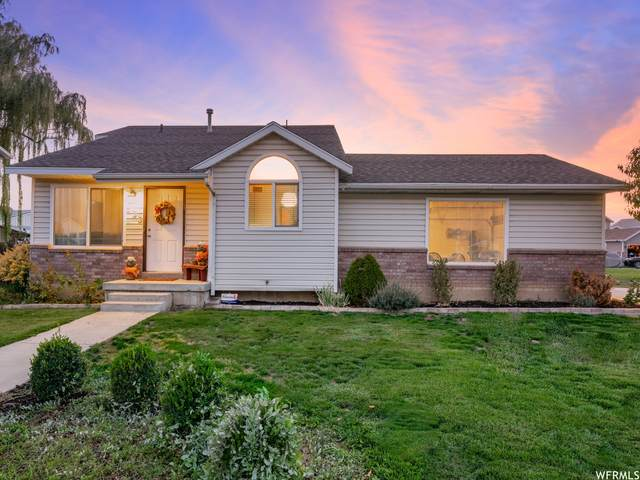 533 N 1440 W, Pleasant Grove, UT 84062 (#1733947) :: Berkshire Hathaway HomeServices Elite Real Estate