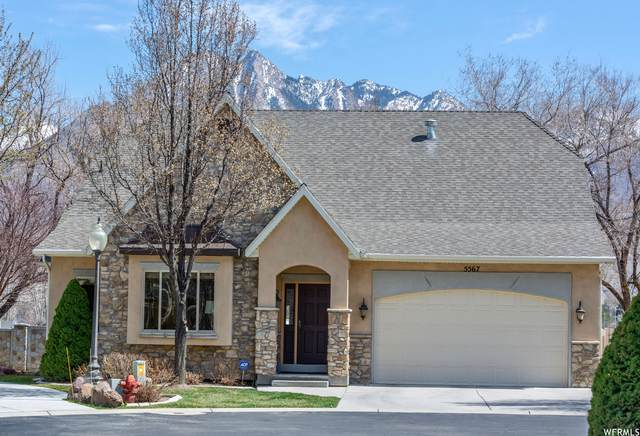 5567 S Weathervane Dr, Salt Lake City, UT 84117 (#1733951) :: Black Diamond Realty