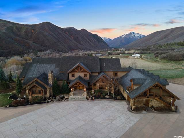 11 N Left Fork Hobble Creek Canyon Rd, Springville, UT 84663 (MLS #1733954) :: Summit Sotheby's International Realty
