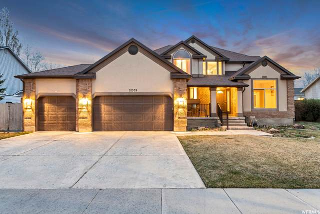 10339 S Calla Lily Way, Sandy, UT 84092 (MLS #1733967) :: Lookout Real Estate Group